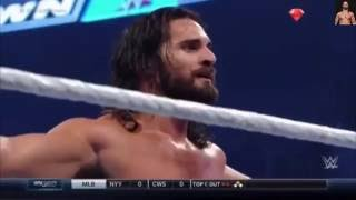 WWE Smackdown 7/7/2016 highlights - WWE Smackdown 7th July 2016 highlights