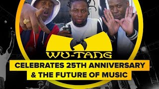 Wu-Tang Clan celebrates 25 years and the future of music thumbnail