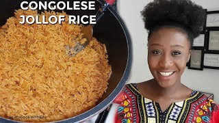 How To Cook Loso ya Bulayi - Congolese Jollof Rice