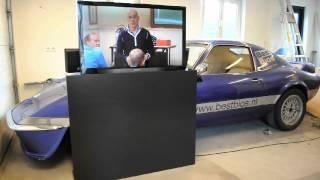 Tv Lift Meubel.Tvlift Meubel Tbv Loungeset Roosendaal