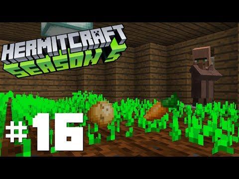 Hermitcraft Season V: E16 - Meet My Two Veg