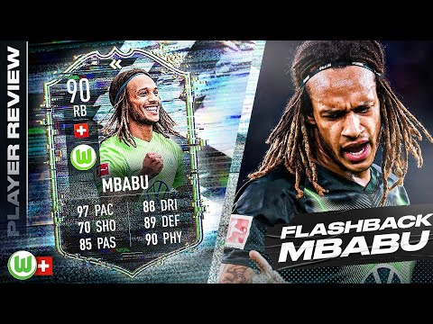 Download SHOULD YOU DO THE SBC?? 💪 90 FLASHBACK MBABU REVIEW! FIFA 21 Ultimate Team