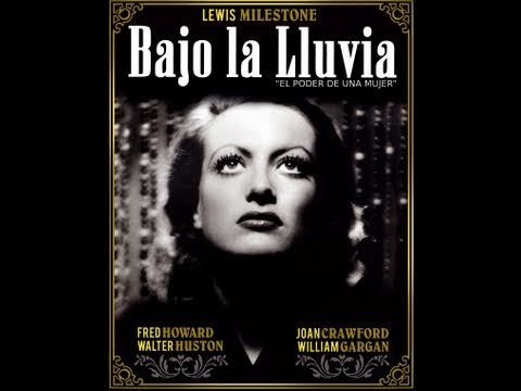 BAJO LA LLUVIA (RAIN, 1932, Full Movie, Spanish, Cinetel)