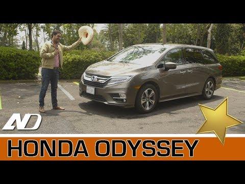 Honda Odyssey ⭐ - Mejor en todo que un SUV