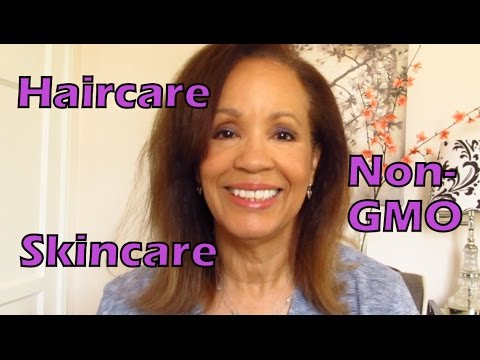 Non-GMO Skin & Hair Care ft. Devita and Andalou Naturals + Labeling
