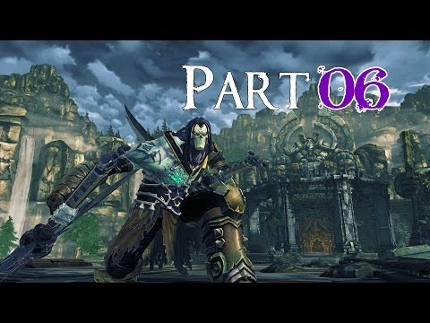 Darksiders II 100% Walkthrough 6 The Forge Lands ( Tears Of The Mountain ) Acquired Redemption