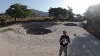 The Mysterious Ancient Puquio Wells Of Nazca In Peru
