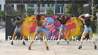 [DANCOLOGIST] J Balvin, Willy William - Mi Gente   DANCE CHOREOGRAPHY