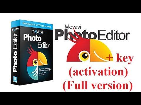 Movavi Photo Editor 5.2.1 + key (activation) (Full version)