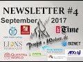 Newsletter SEPTEMBER 2017-FiveWinds, BIZNET, CrypTrade Cap., Lionstradingclub, AFX Signals, BUYTIME