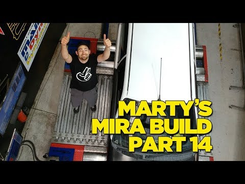 Marty's Mira is finished! for now... [Part 14]