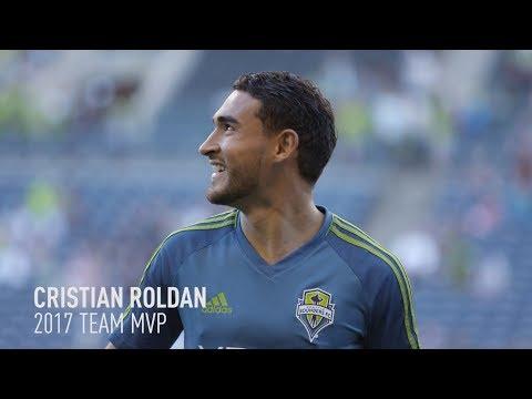 Cristian Roldan named 2017 Team MVP