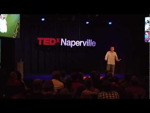 TEDxNaperville - Othar Lawrence - Redefining Risk
