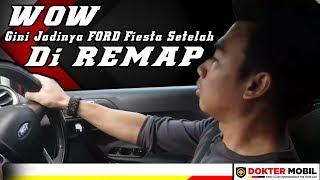 HEBOH !!! Bukti HAPPY dari Owner Ford Fiesta sehabis di Remap !!