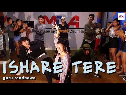 ISHARE TERE Song   Guru Randhawa   Bidur Siwakoti Choreography