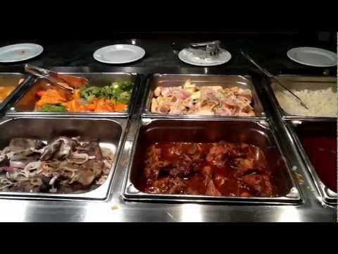 Punta Cana Dominican Republic Dinner Night 7-12-12