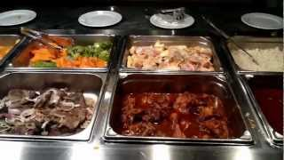 Punta Cana Dominican Republic Dinner Night 7-12-12