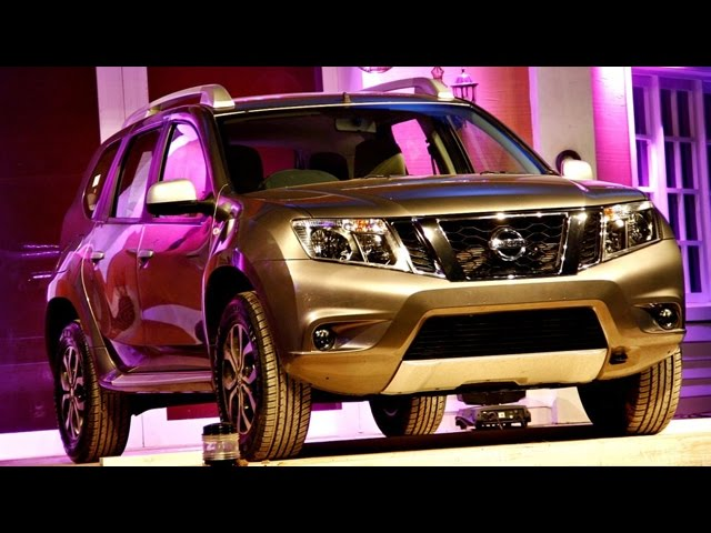 Фото к видео: Nissan Terrano Groove Limited Edition Launched
