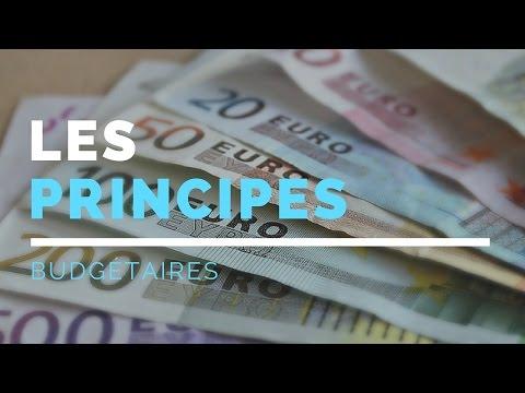 Les principes budgétaires dans la fonction publique territoriale