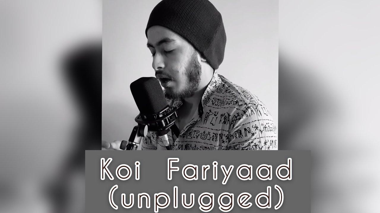 Koi Fariyaad Unplugged | Tribute to Jagjit Singh ji | Acoustic Singh | YouTube Shorts