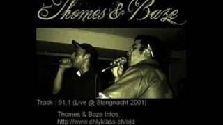 Thomes & Baze - 91,1 (2001)