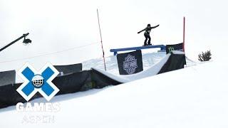Women's Snowboard Slopestyle: FULL BROADCAST | X Games Aspen 2018