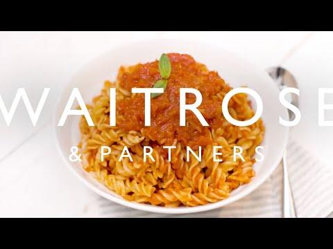 Perfect Tomato Sauce   Waitrose