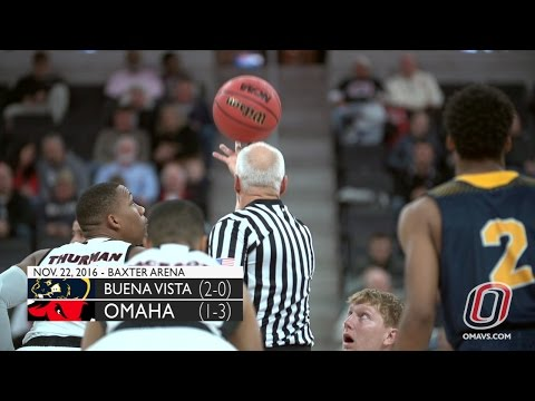 MBB Highlights: Omaha vs. Buena Vista
