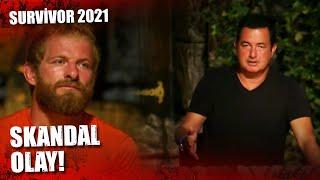 İSMAİL BALABAN'A CEZA!   Survivor 2021
