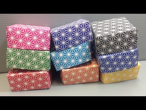Print Your Own Geometric Reverse Origami Paper
