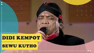 Download lagu Didi Kempot - Sewu Kutho Lirik (Live Konser Amal dari Rumah)