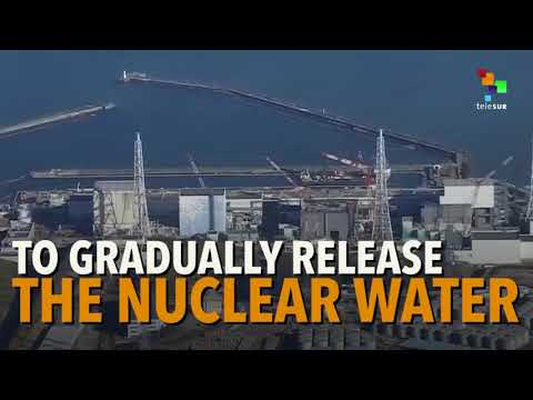 Japan To Dump A Million Tons Of Nuclear Waste Into Ocean