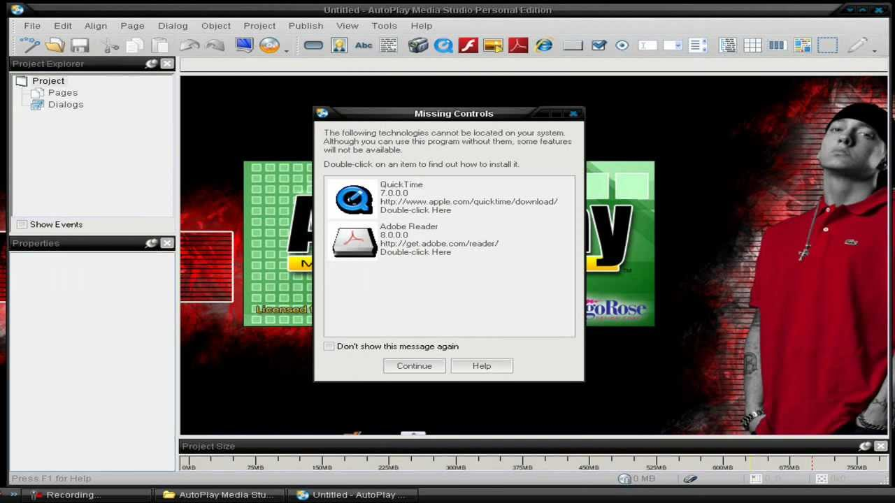 Autoplay media studio 8 trial portable 2012