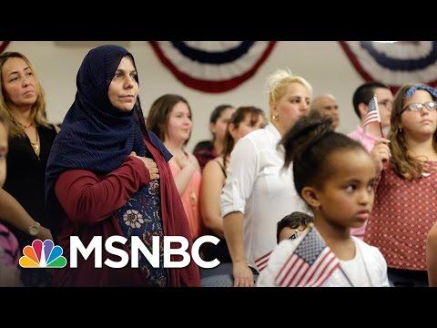 Evaluating The U.S. Intake Of Syrian Refugees | Morning Joe | MSNBC
