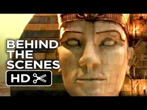 The Mummy Behind the Scenes - Intro Shot CGI Process (1999) - Brendan Fraser Movie HD