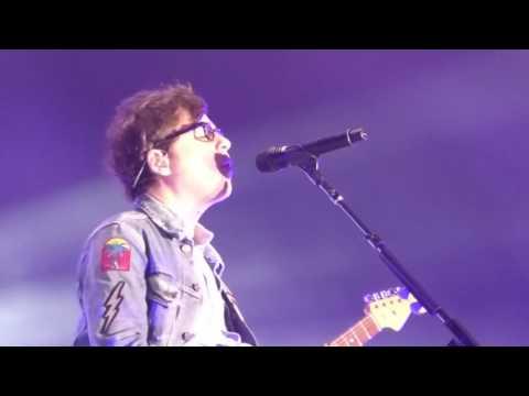 Weezer - Perfect Situation LIVE Corpus Christi Tx. 6/11/16