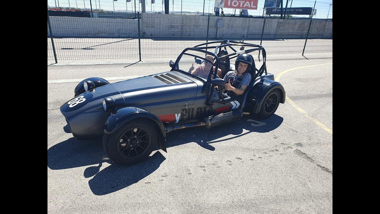Download Westfield AeroRace / The Royal Experience Company / Circuito de Jarama RACE