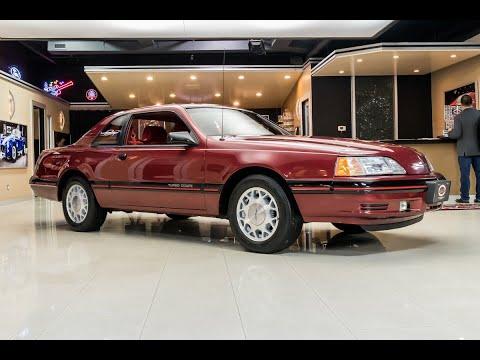 1987 Ford Thunderbird For Sale