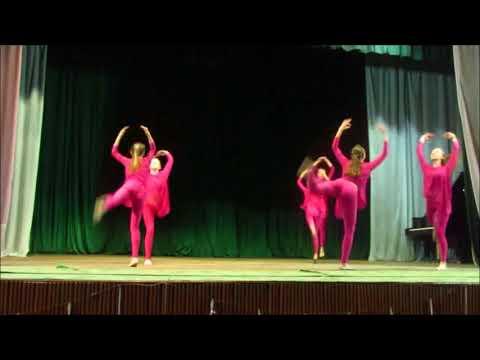 5. Ансамбль танца Школьные годы Опалённое танго