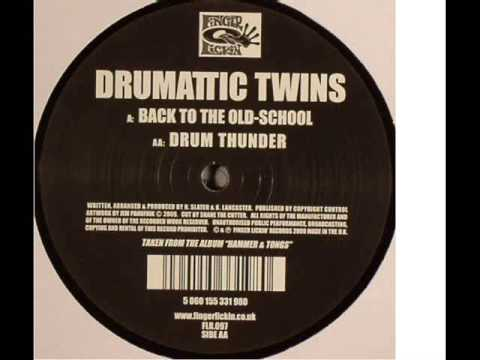 Drumattic Twins - Back to the Oldschool