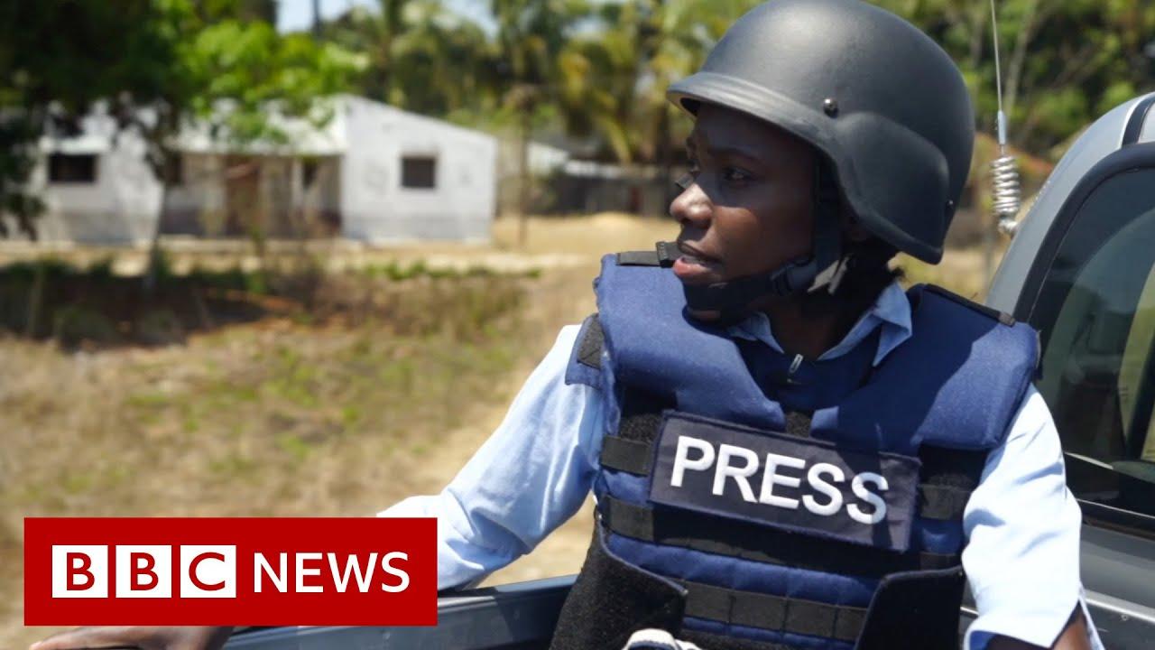 Download Mozambique militant attacks leaving trail of destruction - BBC News