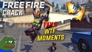 FREE FIRE CRACK #2 // FAILS // MOMENTOS ASI BIEN GRASIOSOS PARA QUE TE RIAS CLARO Q CI