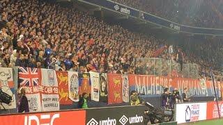Caen -PSG : ambiance des grands soirs à d'Ornano