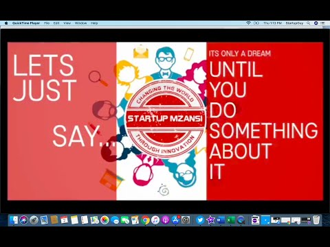 AIM Startup / Startup Mzansi South Africa Virtual Pitch Competition 2020