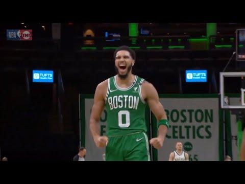 Jayson Tatum EPIC CLUTCH SHOT ON GIANNIS | Bucks Vs Celtics | December 23, 2020