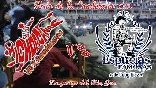 Seleccion Michoacana en Zumpango del Rio, Gro. 2014 vs Espuelas Famosas De Coby Diaz