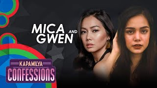 Kapamilya Confessions with Mica and Gwen