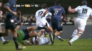 Terrible blessure de l'arbitre Mathieu Raynal