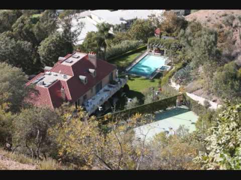 Heidi Klum Home In Beverly  Hills - PapaBrazi Report