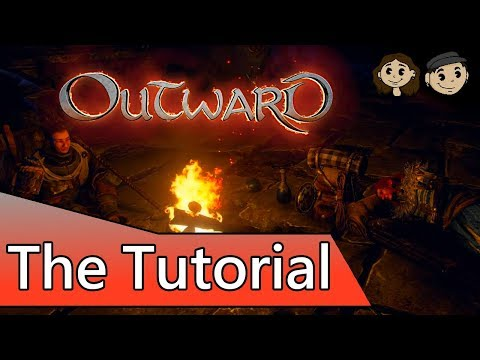 Outward : THE TUTORIAL | 2 player Co-op